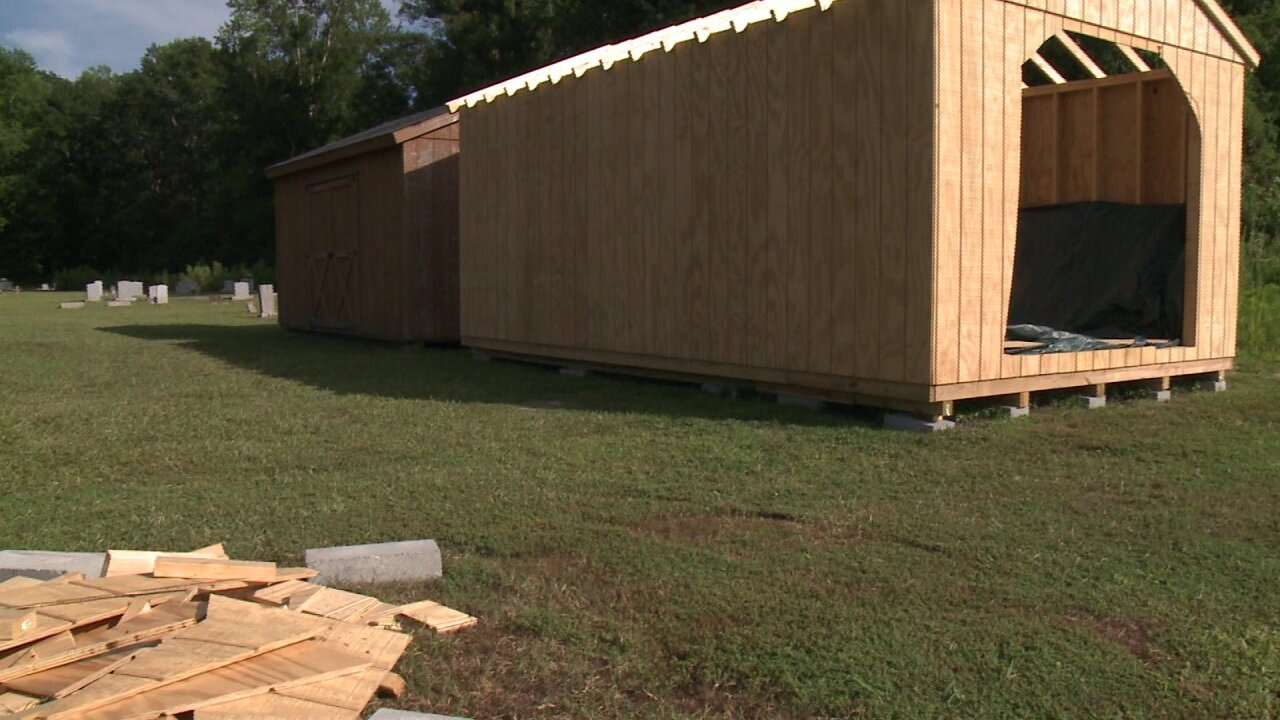 Criminal steals from church, makes off with $2K worth of tools in CamdenCo.