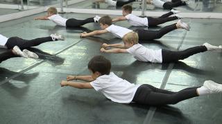 Boys in Ballet