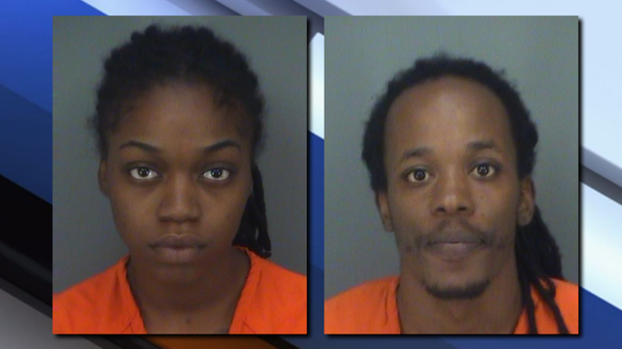 Police: Suspects followed elderly victims home from the grocery store to steal purses