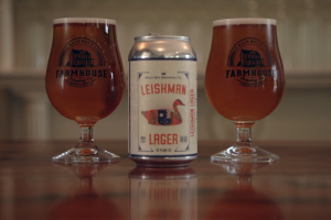 Pro golfer Marc Leishman and family host Leishman Lager launch party in VirginiaBeach
