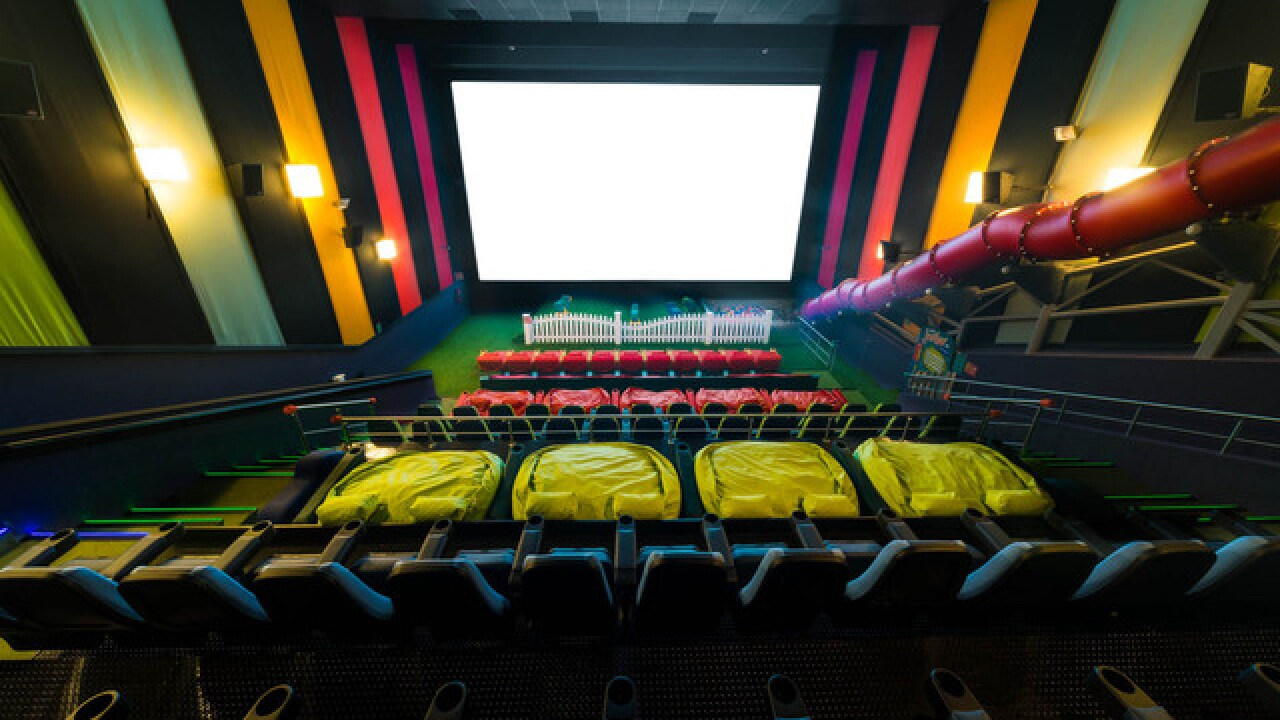 Cinpolis Vista bringing jungle gym to theater