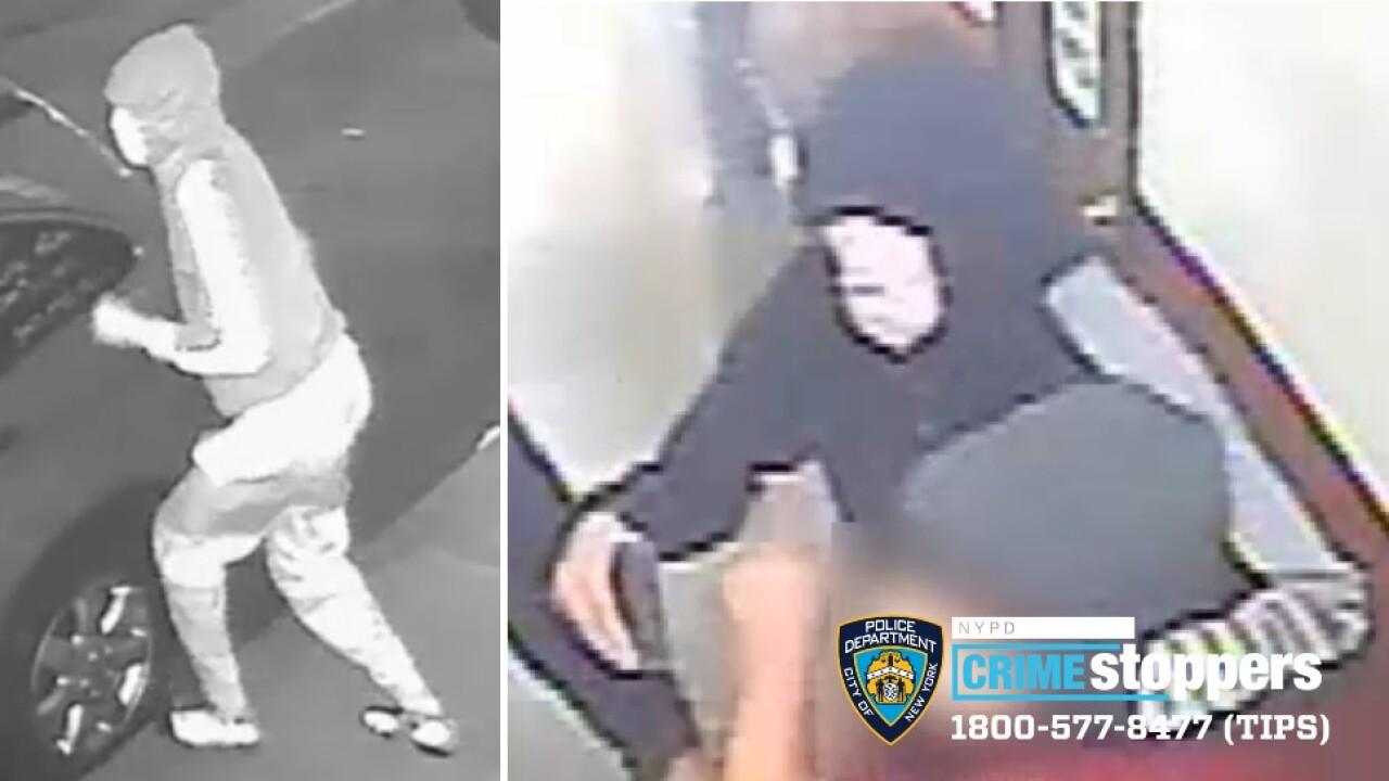 3 men attack, rob man in Queens building: police