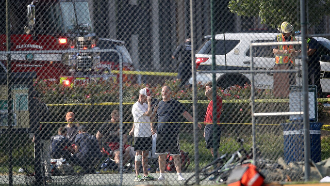 DC Daily: List of names found on Virginia shooter; Trump visits Camp David