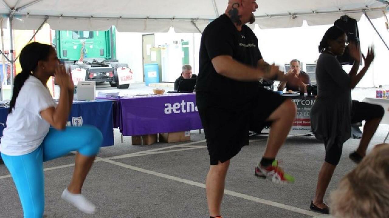 Big donation helps Dancing Trucker record DVD