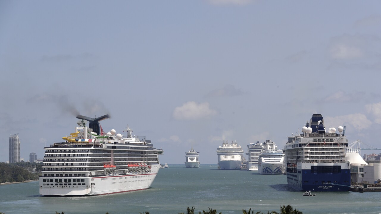 Cruise industry voluntarily extends suspension through 2021