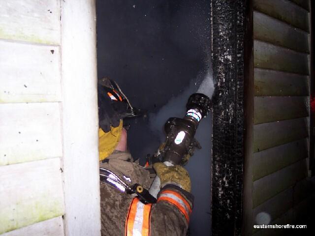 Photos: Eastern Shore arsons