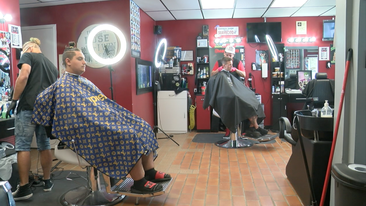 South Buffalo Barber Shop Offering Free Haircuts For School Supplies