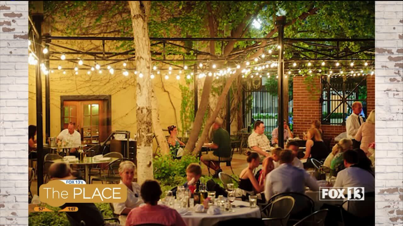 Best patios to eat at in Salt Lake City