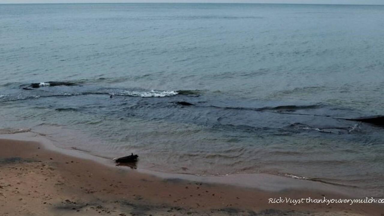 11.30.19 Debris from Shipwreck Still Underwater 2 - Courtesy Rick Vuyst via Facebook.jpg