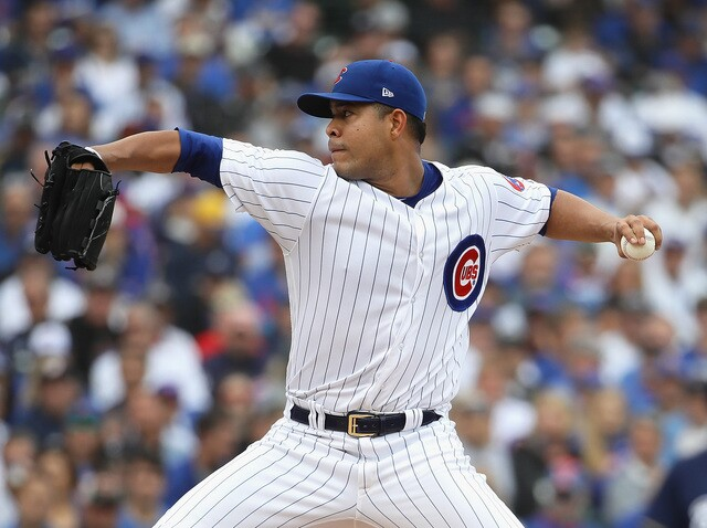 Milwaukee Brewers beat the Cubs to win the NL Central