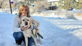 Dog companion sheds light for Helena veteran with PTSD