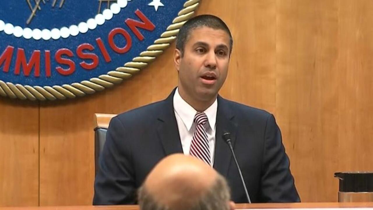 Trump's FCC votes to repeal net neutrality