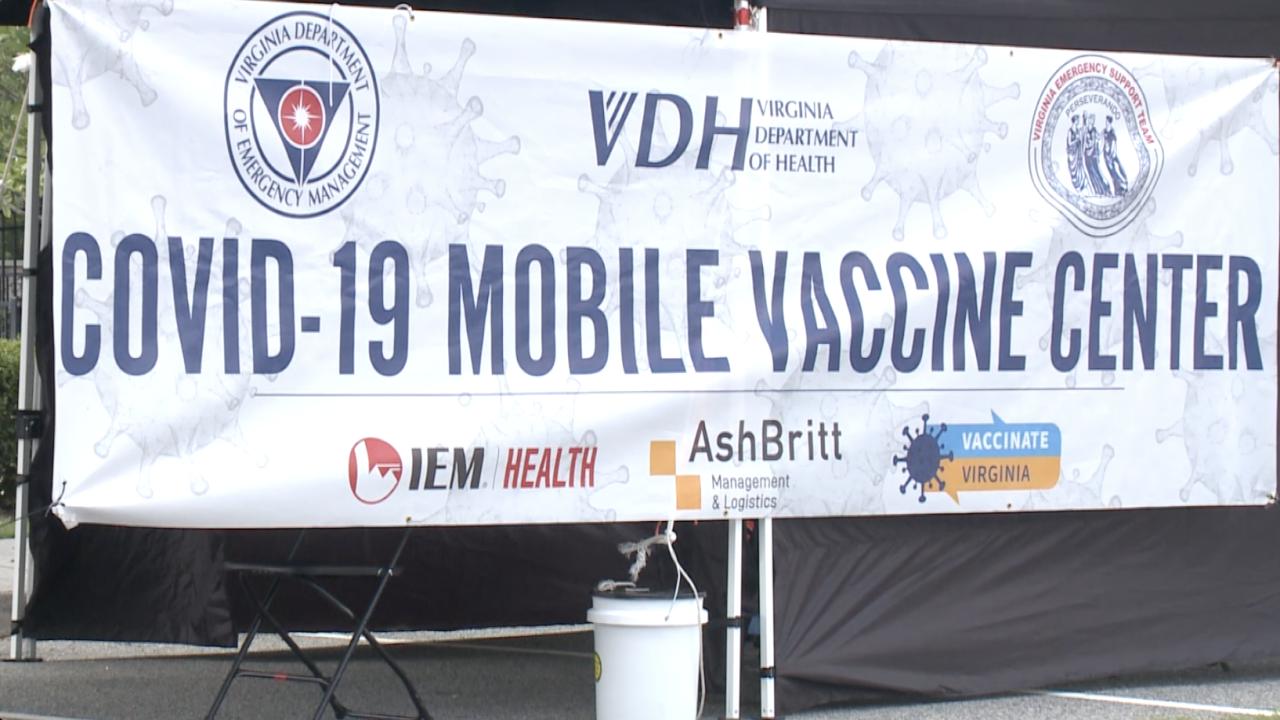 VDH Mobile Clinic Portsmouth