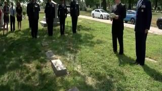 Wreath ceremony marks 100th death anniversary of Offutt air base namesake