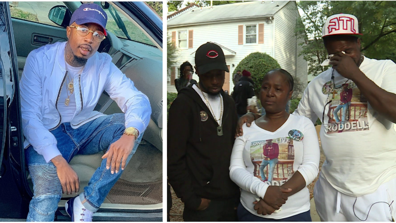 Vigil honors life of man killed in front of his Richmond home: 'I love youRoddell'
