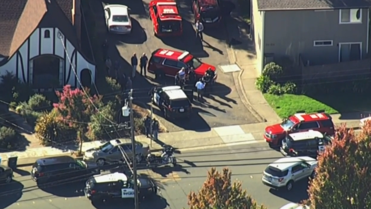 One hurt in shooting near Santa Rosa high school in California, suspect detained