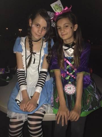 PHOTOS: Las Vegas residents show off their Halloween costumes