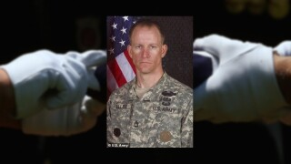 Master Sgt. Mark Allen