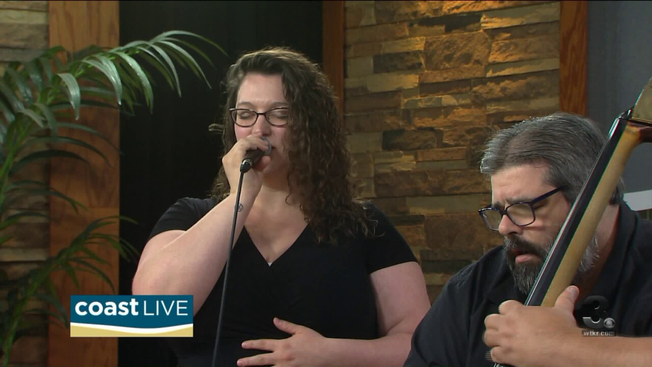Local music spotlight with Liz and Brydge on Coast Live