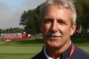 Hilands' Pete Grass works Ryder Cup