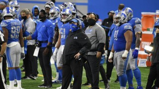 Few positive signs lately for Matt Patricia's Lions defense