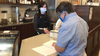 braille-menu-black-and-blue-coffee-shop