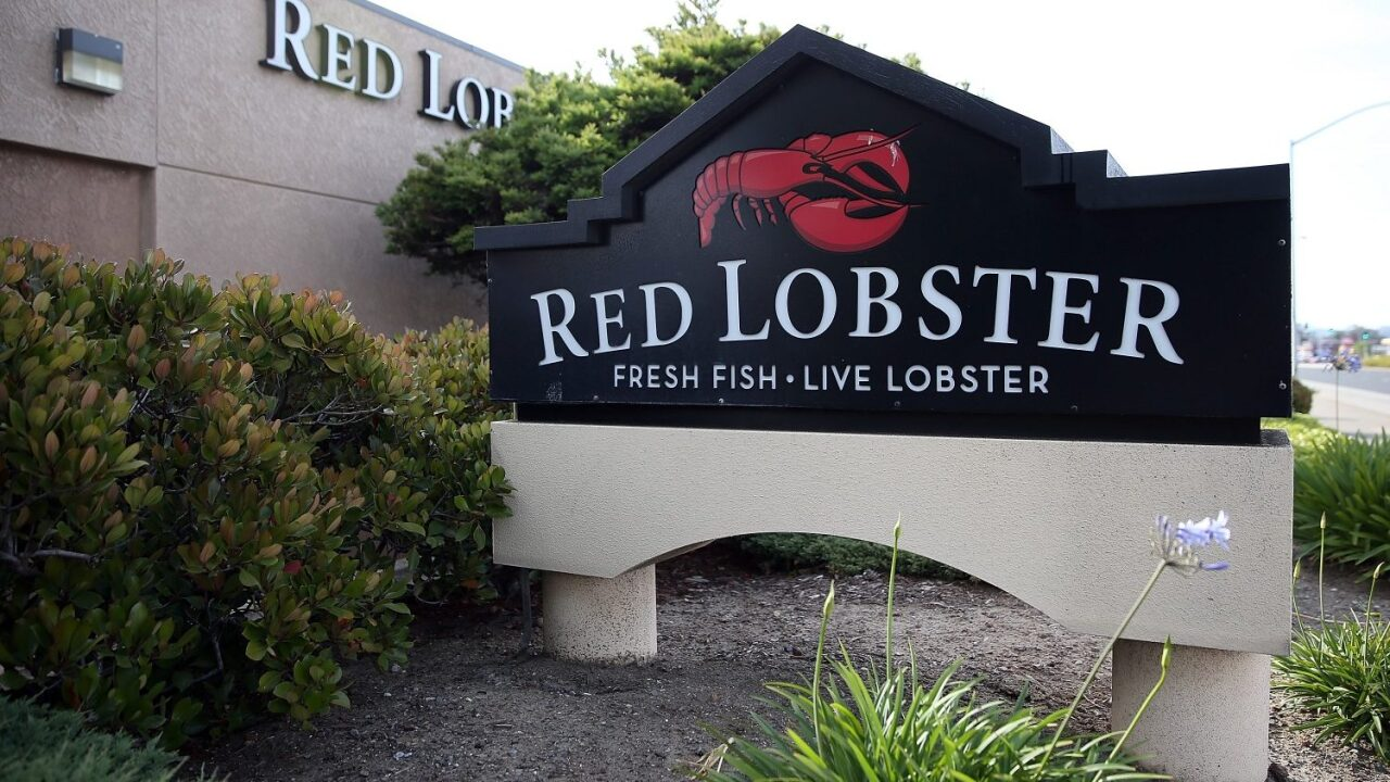 Endless shrimp is back at Red Lobster