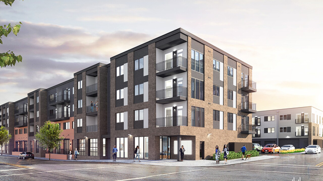 New mixed-use apartment complex Poste coming to Walnut Hills in 2019