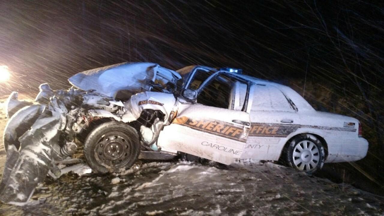 Deputy survives horrific head-on DUIcrash