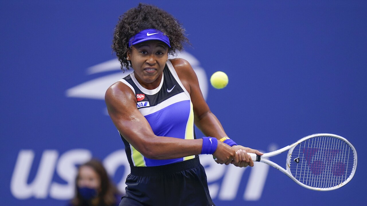 Naomi Osaka claims second U.S. Open title with win over Victoria Azarenka