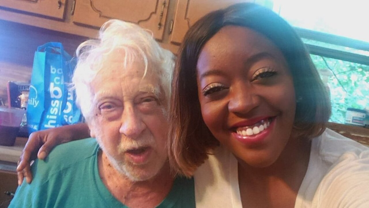 An Uber driver, with the help of Facebook, cleaned up this war veteran's home