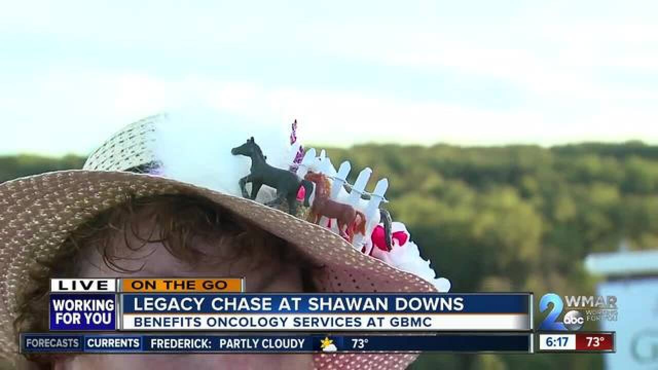 On the Go Legacy Chase at Shawan Downs