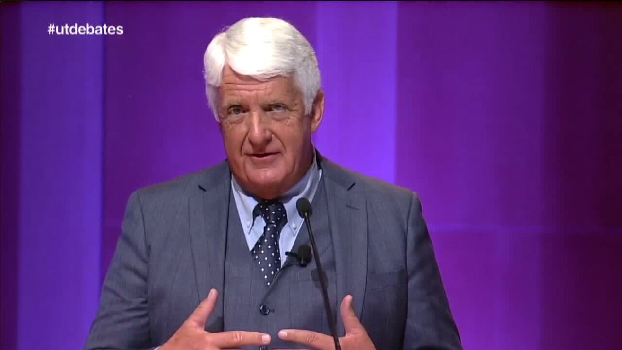 Rep. Rob Bishop says he'll retire after this term