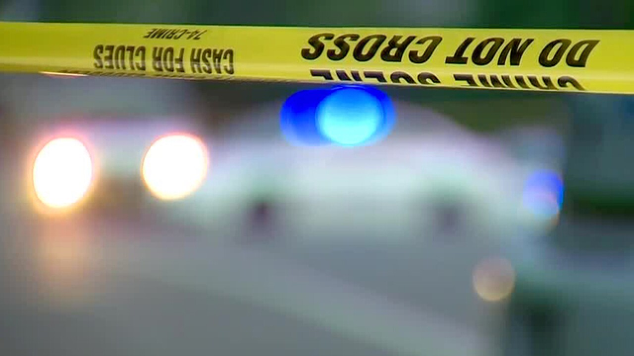 Police investigating shootout in Jackson neighborhood