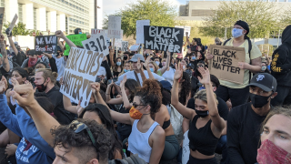 Phoenix Protest, Sunday 5-31