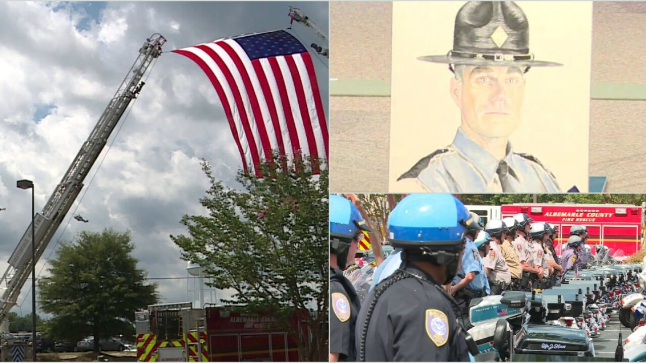Remembering Lt. Cullen: 'Jay will never be forgotten'