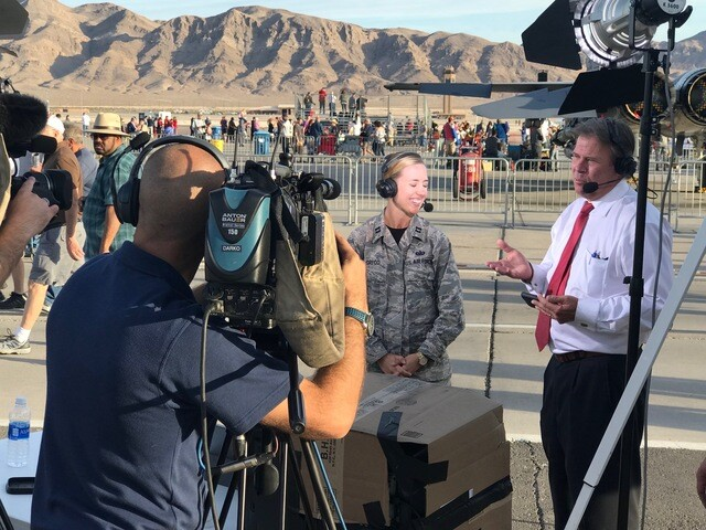PHOTOS: Aviation Nation 2017 Air & Space Expo at Nellis Air Force Base