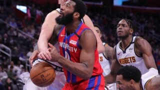 Detroit Pistons reportedly finalizing trade for Andre Drummond