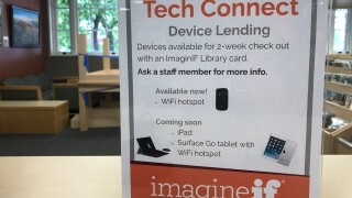 ImagineIf Libraries providing tech assistance during COVID-19 pandemic