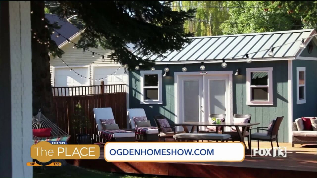 Learn the Latest Home Trends at the Ogden Home Show, Free this Weekend