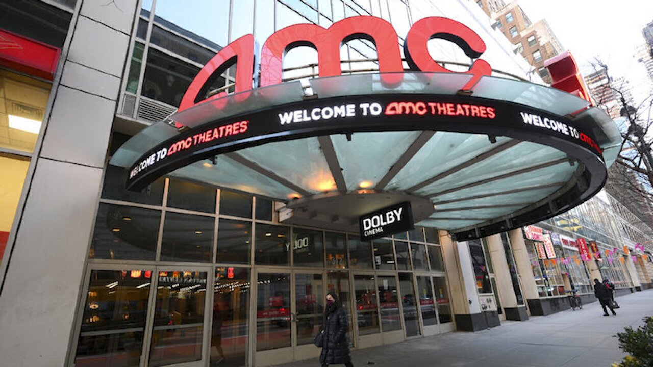 AMC-Theaters Opening