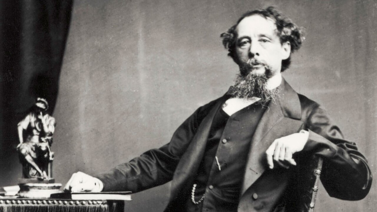 Charles Dickens' last Christmas turkey was lost in a freak accident