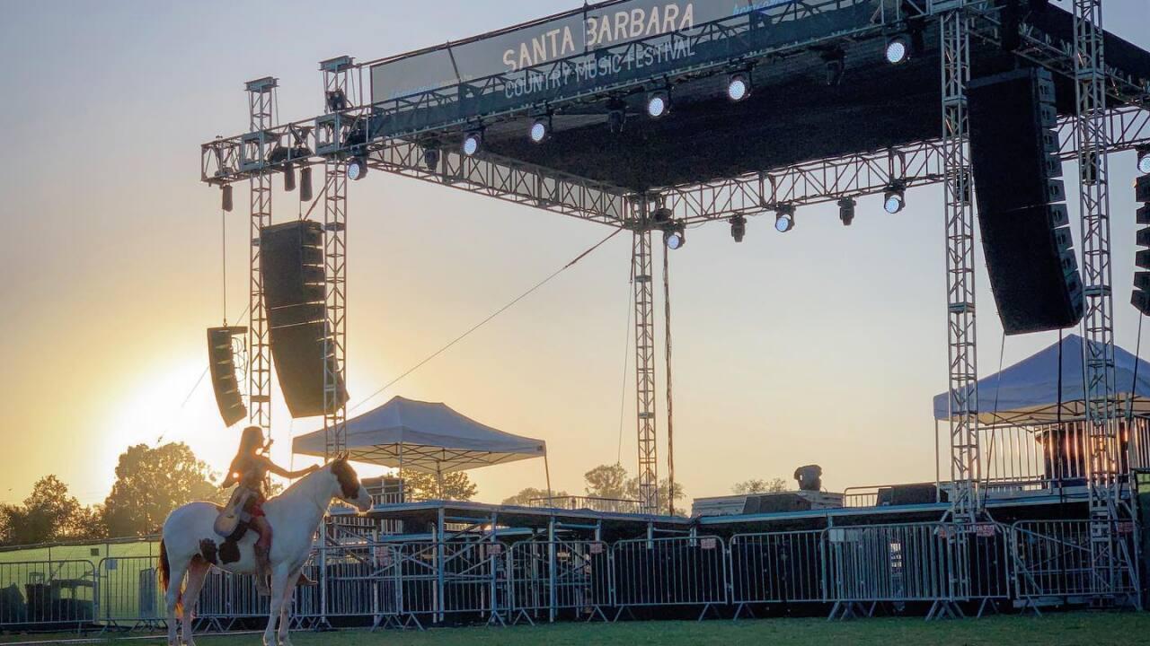 Santa Barbara Country Music Festival