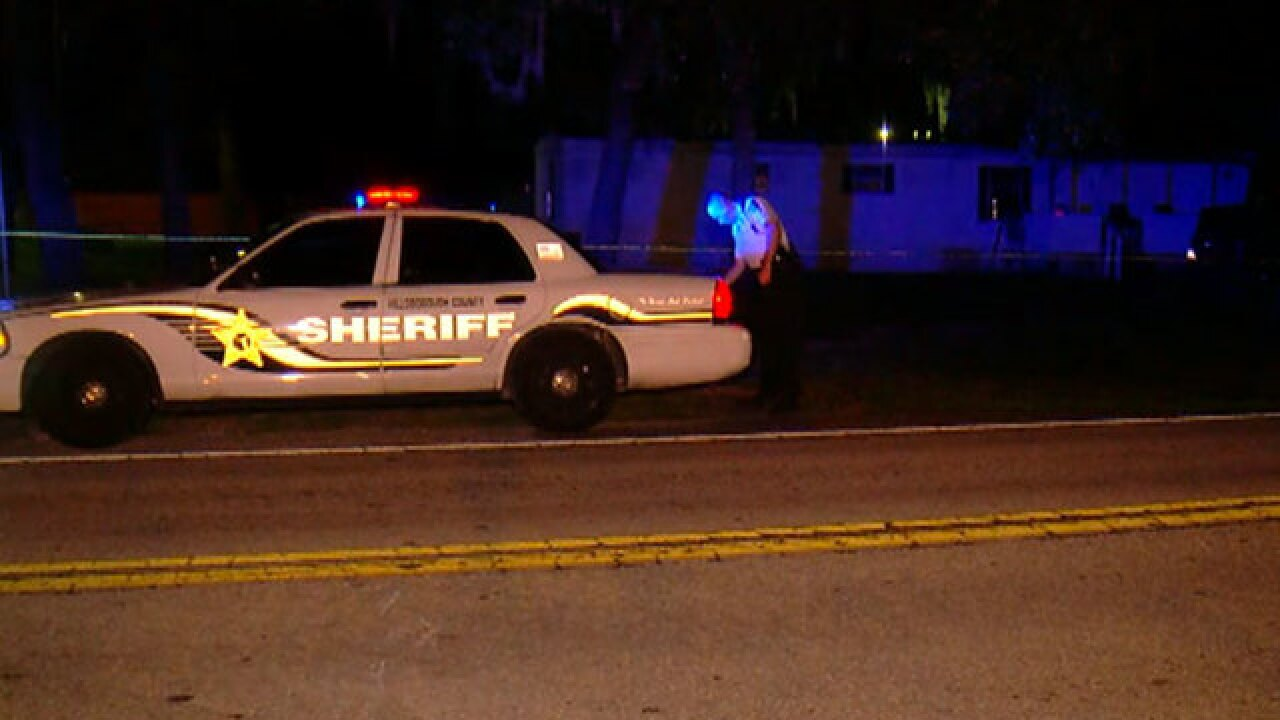 Suspicious death investigation underway in Tampa
