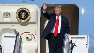 President Donald Trump to discuss environmental policies in Jupiter