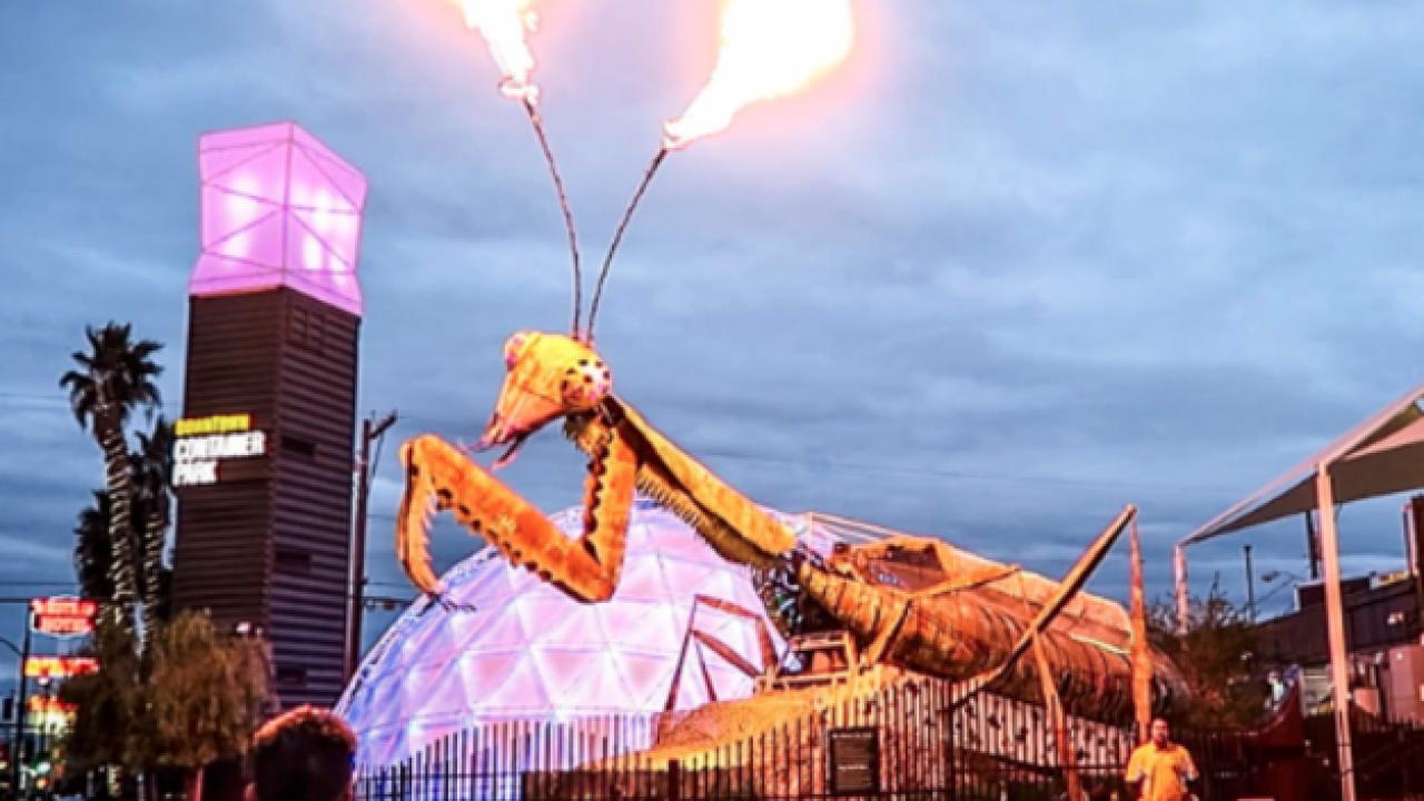 Intergalactic Art Car Festival coming to Vegas