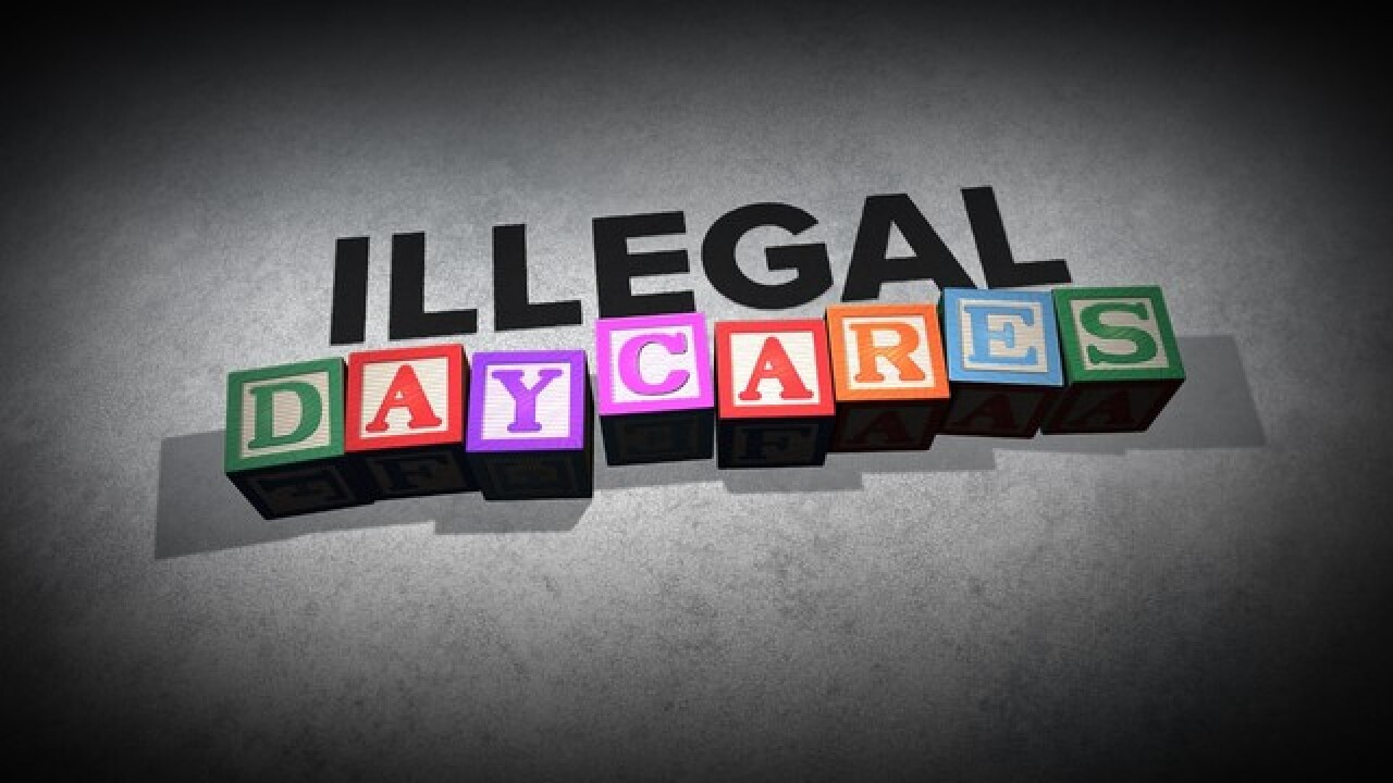 I-TEAM: Illegal day cares exploit weakness<br>in state law, put kids in danger