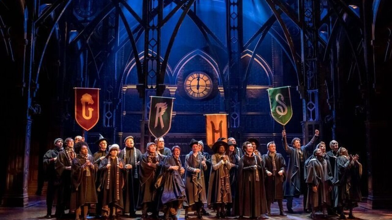 Harry Potter is coming to Broadway