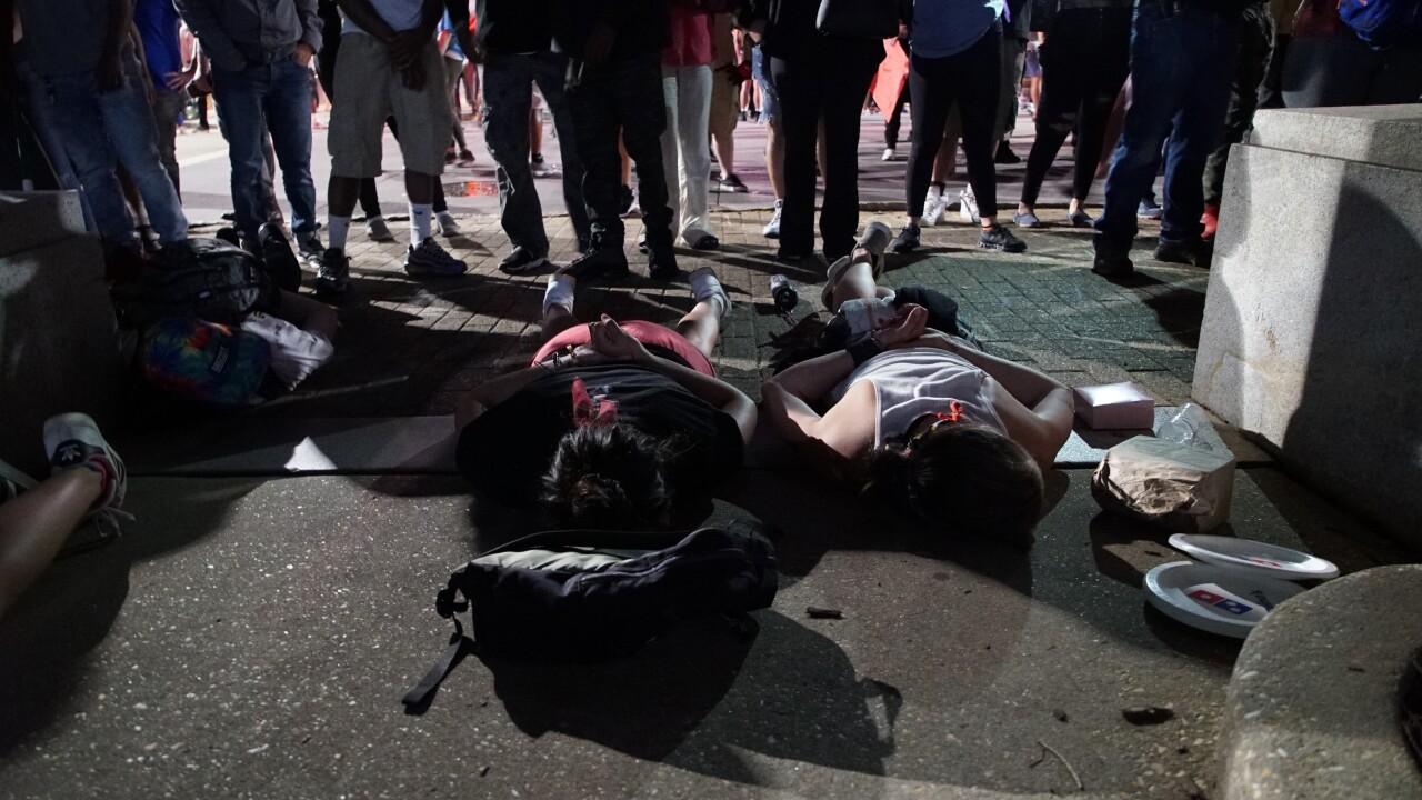 America Protests North Carolina