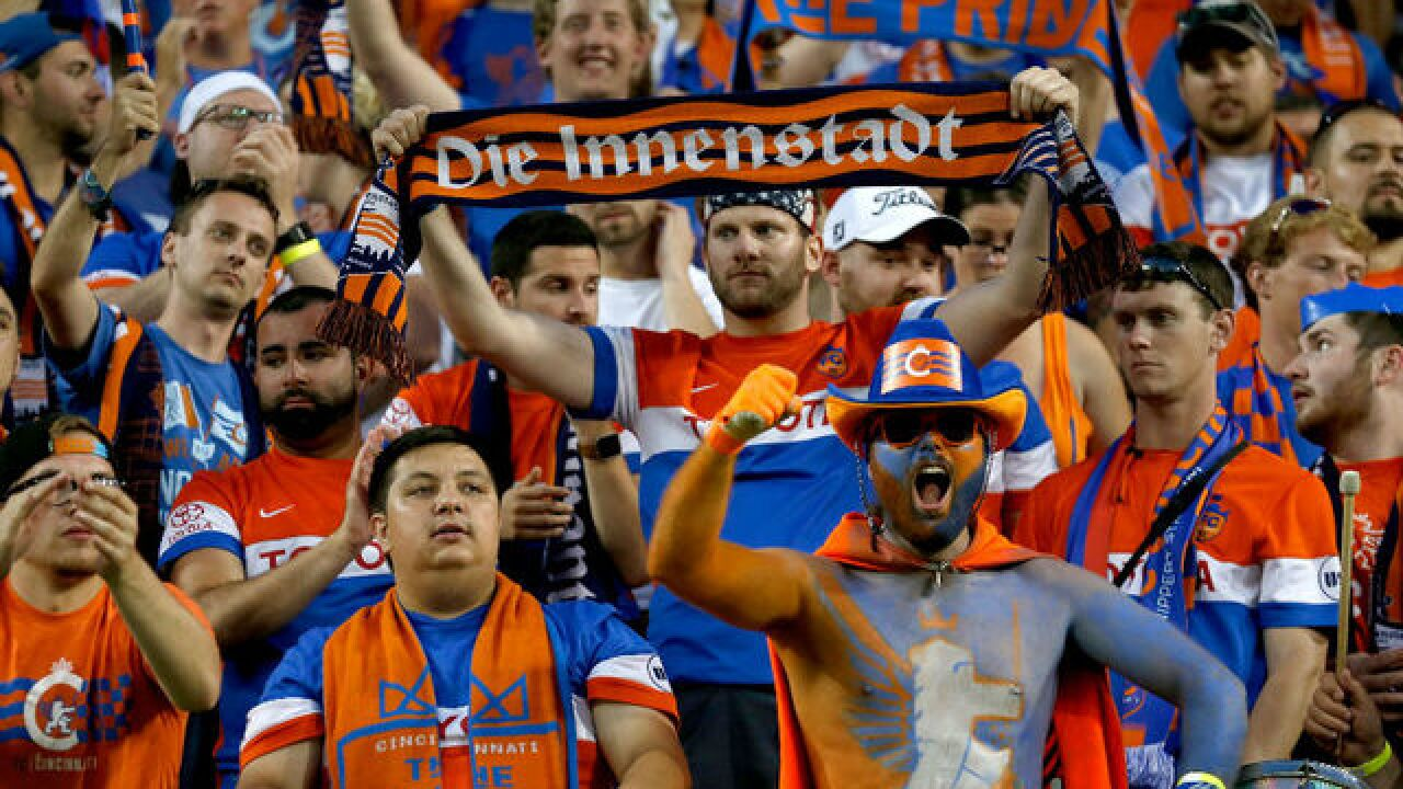 FC Cincinnati fans still shocked but support remains strong after John Harkes' sudden departure